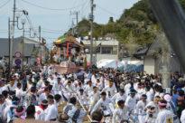 №9常陸大津の御船祭(おふねまつり)