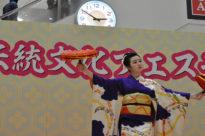 №15 伝統芸能の日本舞踊を次世代に。土浦日舞 子供体験教室